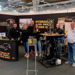 Laimer Hydraulik Service auf der FMB 2018