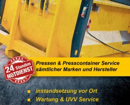 Presscontainer Service