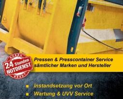 Presscontainer Service