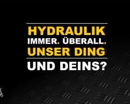 Stellenangebot Mitarbeiter Hydraulik – Aggregatebau (m/w)