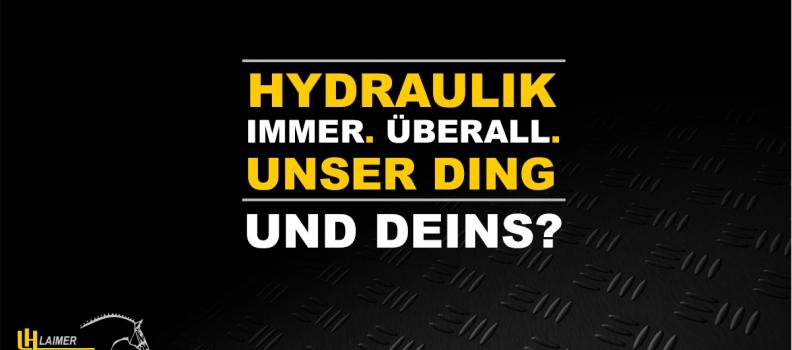 Stellenangebot Mitarbeiter Hydraulik – Service Monteur (m/w)